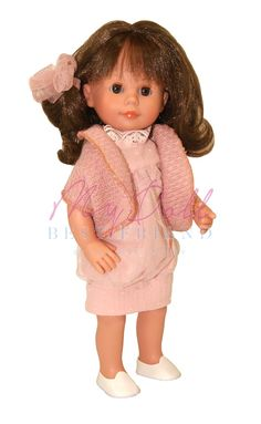 D'Nenes Marieta Doll (Little Antique Rose)