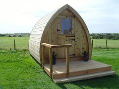 cedar cladding,glamping pods,log cabins.