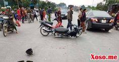 Hà Tĩnh: Hai vụ tai nạn xảy ra cùng thời gian, 4 người nguy kịch