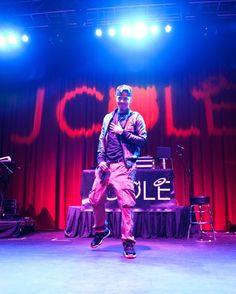 In concert: J. Cole at Fillmore Silver Spring - Click Track - The ...