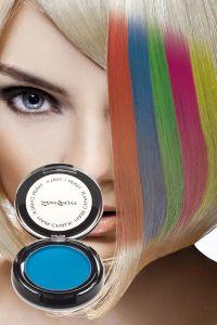Stargazer - Semi Permanente Haarkreide - blau