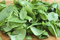 One cup of spinach contains protein, calcium, iron, magnesium, potassium, folate and thousands of IUs of Vitamin A. Most of the calories from this vegetable does come from protein which is a good source of dietary potassium as well. #Fruits #Vegetables #SuperFoods #WeightLoss #Nuts #Vitamins&Nutrients
