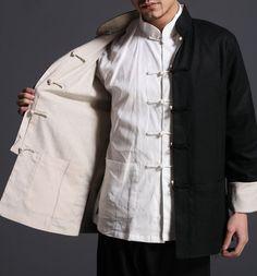 """Рубашка в Китае называется """"танчжуан"""""""