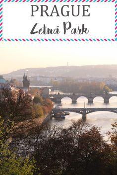 Letná Park Prague