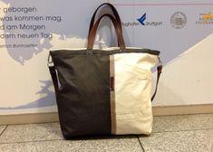 Segeltasche - Handgep�ck f�r den Flieger (Air Berlin tauglich)