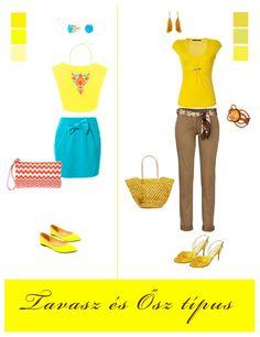 Tavaszi és Őszi sárgák
