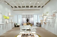 teknion Images showroom chicago | | Janus et Cie's contract showroom, unveiled at Neo Con in Chicago ...