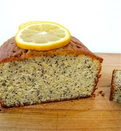Susi's Kochen Und Backen Adventures: Lemon Poppy Seed Bread