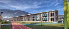 Scuola elementare a Vipiteno, Cez Calderan Zanovello Architetti