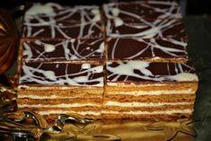 Medové rezy - recept Tiramisu, Recipies, Cake, Ethnic Recipes, Food, Birthday, Recipes, Birthdays, Food Cakes