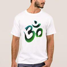 Om Symbol Green Men's Tee https://www.zazzle.com/om_symbol_bright_green_mens_tee-235805354244805084?rf=238937033046134636 #om #aum #meditation #yoga #inspiration #spirituality #suitablegifts #giftsformen
