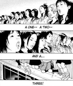 Suicide Club (2001, Shion Sono)