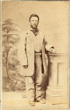 cdv by Sewell Sonora, California 1866