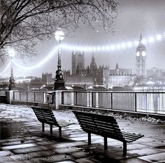 Have never been, but would love to go to London!