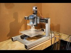 Shapeoko 2 Works Kit Tutorial - Desktop CNC 3D Carver Router by Inventables - YouTube
