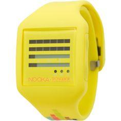 Nooka Sponge Bob Zub Zehn Watch | $104.97 | 40% Off | Free Shipping