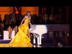 Miss America 2016 - Miss Tennessee Hannah Robison Talent