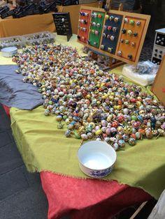 Doorknobs, Sunday Market, Annecy, France