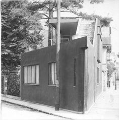 Fondation Le Corbusier - Réalisations - Maison Ternisien
