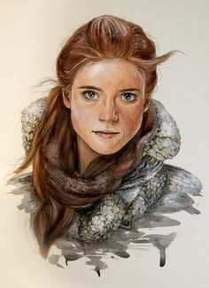 But we're looking forward to Game of Thrones Season 8 already. But for Game of Thrones fans, the wait can seem eternal. Dessin Game Of Thrones, Game Of Thrones Drawings, Arte Game Of Thrones, Game Of Thrones Artwork, Game Of Thrones Fans, Jon Snow And Ygritte, Got Merchandise, Game Of Thones, Rose Leslie