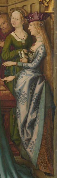1502 Hans Holbein the Elder - Kaisheimer Altarpiece