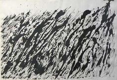 Winterthur, Henri Michaux, Automatic Drawing, How To Dry Basil, Abstract Art, Tapestry, Black And White, Drawings, Inspiration