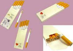 Resultado de imagen de cajetillas de tabaco para bodas