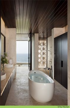 Casa Kimball, #Cabrera, 2008 by Rangr Studio #architecture #design #interiors #bath #dominicanr