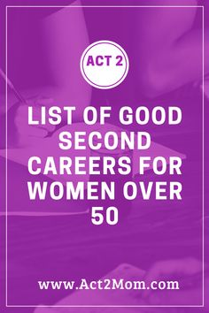 Need some ideas for good second careers for women over Find a list here to help you reinvent yourself. Career Training, Training And Development, Personal Financial Planner, Midlife Career Change, Radiation Therapist, Jobs For Women, Career Exploration, Professional Development, Personal Development