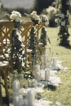 Outdoor nude deco for Russian Ceremony in Mallorca.    Set up & Deco by Mille Papillons.    See more in www.millepapillons.com
