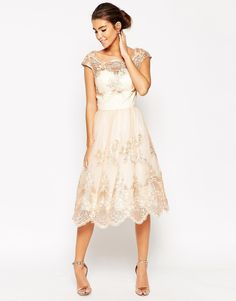 Shop Chi Chi London Premium Lace Midi Prom Dress With Bardot Neck. With a variety of delivery, payment and return options available, shopping with ASOS is easy and secure. Shop with ASOS today. Chi Chi, Pink Prom Dresses, Bridesmaid Dresses, Pink Maxi, Maxi Dresses, Pink Dress, Bridesmaids, White Dress, Bild Outfits