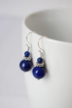 GIFTS for HER 12mm White Agate Aventurine Beads 925 Sterling Silver Hook Earrings Dangel Earrings Drop Earrings