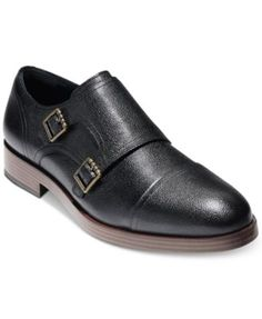 3ca4922718cc8f COLE HAAN Cole Haan Men s Henry Grand Double-Monk Strap Oxfords .  colehaan   shoes