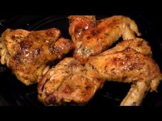 The BEST Oven Baked Chicken Recipe: How To Bake Chicken In The Oven - YouTube