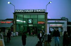 Berlin - S-Bahnhof WarschauerStr-Eingang