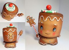 Gingerbread Marshalls