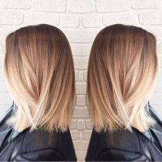 Long Straight Bob Hairstyles