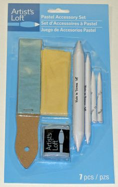 """example of what the erasers and rubber thing looks like.... from the """"Pencils drawing list""""  :)"""