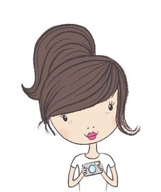 Emily Kiddy: Fashion Illustration .15 - Girl Illustration