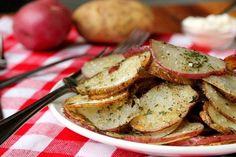 Запеченный картофель с зеленью и специями | Kurkuma project (Проект Куркума)
