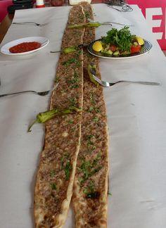 Etli Ekmek , Konya, Turkey