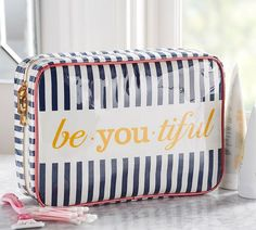 Trending On ShopStyle - Be-You-tiful Ultimate Cosmetic Bag. A spacious  cosmetic bf180ff7df466