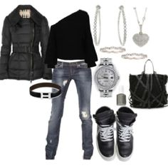 You can still be well dressed in casual!  Perfection! I loooooove this!!