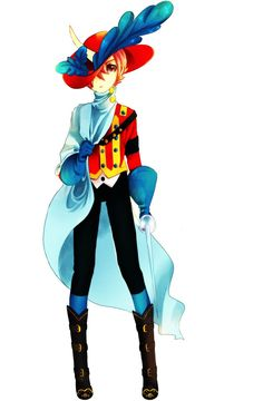 pokemon keldeo gijinka - Google Search