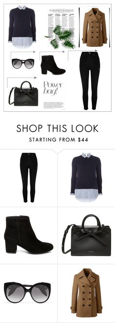 """""""Sem título #225"""" by bear-pretty ❤ liked on Polyvore featuring River Island, Dorothy Perkins, Steve Madden, Alexander McQueen and Lands' End"""