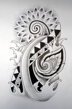 A bit rough Half sleeve Scary Tattoos, Time Tattoos, Body Art Tattoos, Tattoos For Guys, Forarm Tattoos, Tattoo Set, Cover Up Tattoos, Tattoo Drawings, Geometric Tribal Tattoo