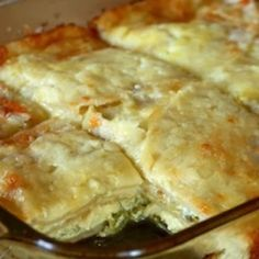 """Chile Tortilla Eggbake - There are simply not enough words for """"simple"""" and """"perfect"""" to describe this do-ahead one-dish meal--the very best thing to bake and serve the crowd that is crowding hungrily around your kitchen looking for breakfast on, say, a holiday morning."""