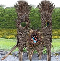 Awesome Human Nests by Jayson Fann - My Modern Metropolis