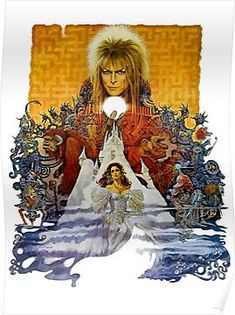 Labyrinth: The Ultimate Visual History is a book about Labyrinth. Labyrinth: The Ultimate Visual History is the definitive thirtieth-anniversary exploration of the beloved Jim Henson classic, featuring rare artwork, interviews, and on-set photos. David Bowie Labyrinth, Labyrinth 1986, Labyrinth Movie, Goblin King, Jim Henson, Ewok, Kino Film, Movie Poster Art, Interstellar