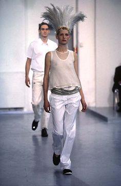 Helmut Lang, Summer 1998.